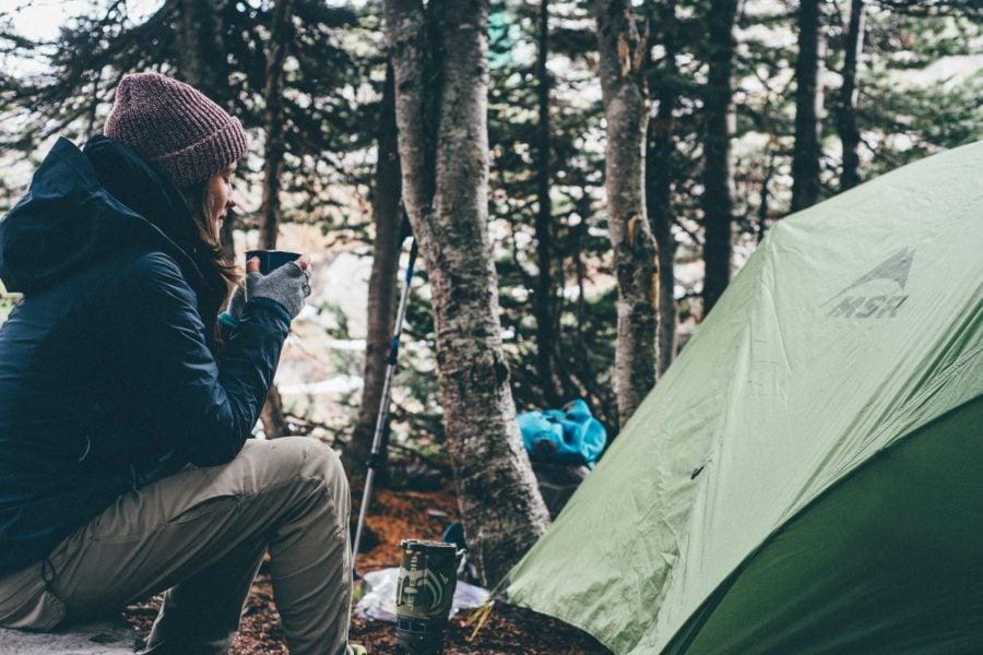 Bild Clevere Camping-Liste für Frauen