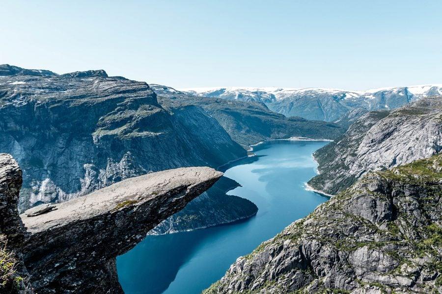 Bild Skandinavien Rundreise – In 15 Tagen im Wohnmobil durch Norwegen und Schweden