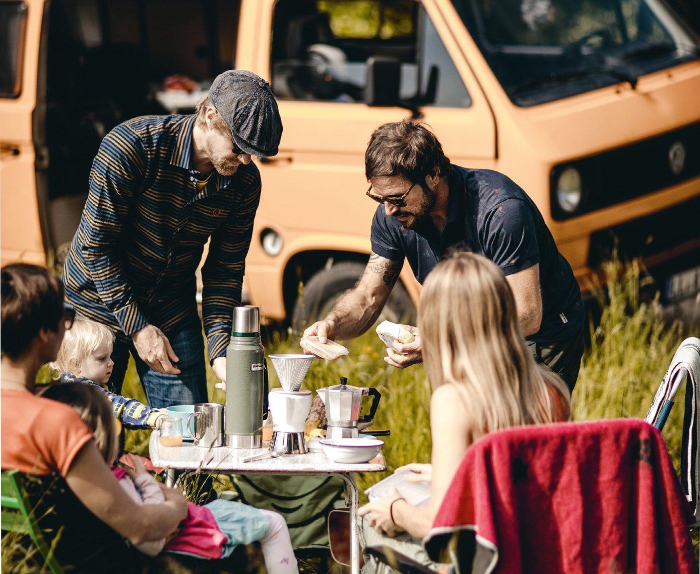 Outdoor Rezepte Wohnmobil Familie Outdoorküche