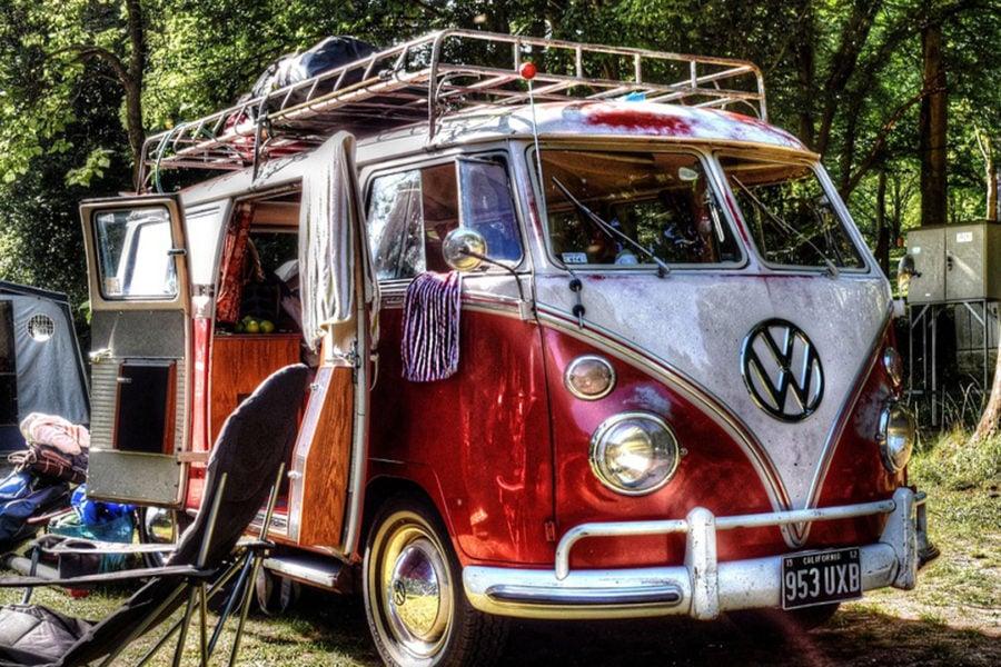 Bild De 10 bijzonderste kampeerwagens