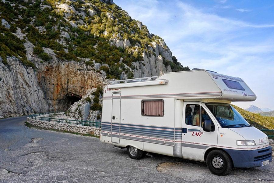 Bild Tweedehands campers en caravans kopen of huren