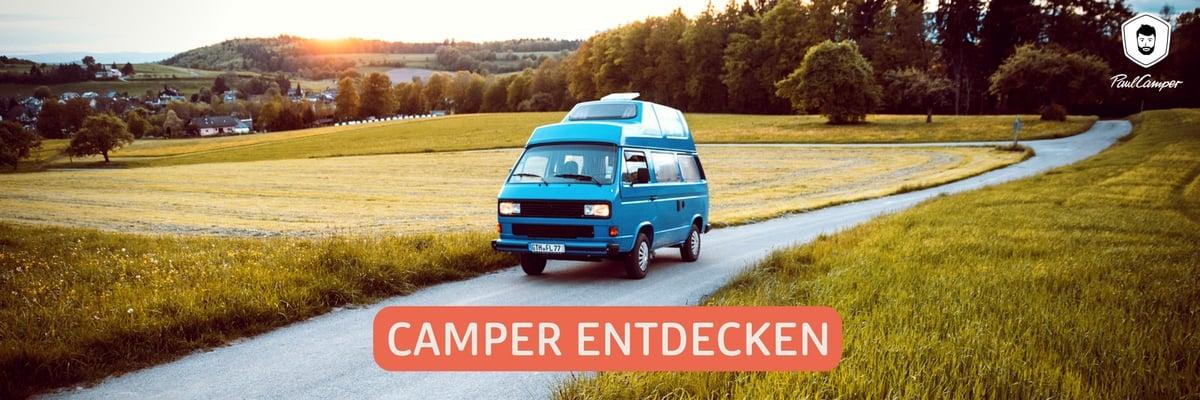 Camper entdecken