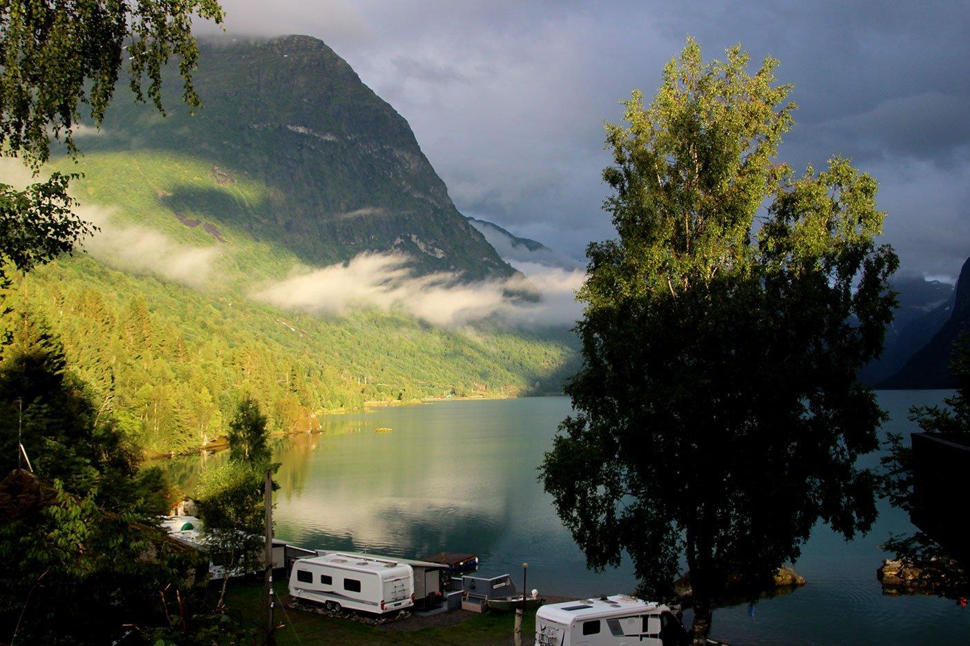 Camping-Tipps für Anfänger Campingplatzwahl