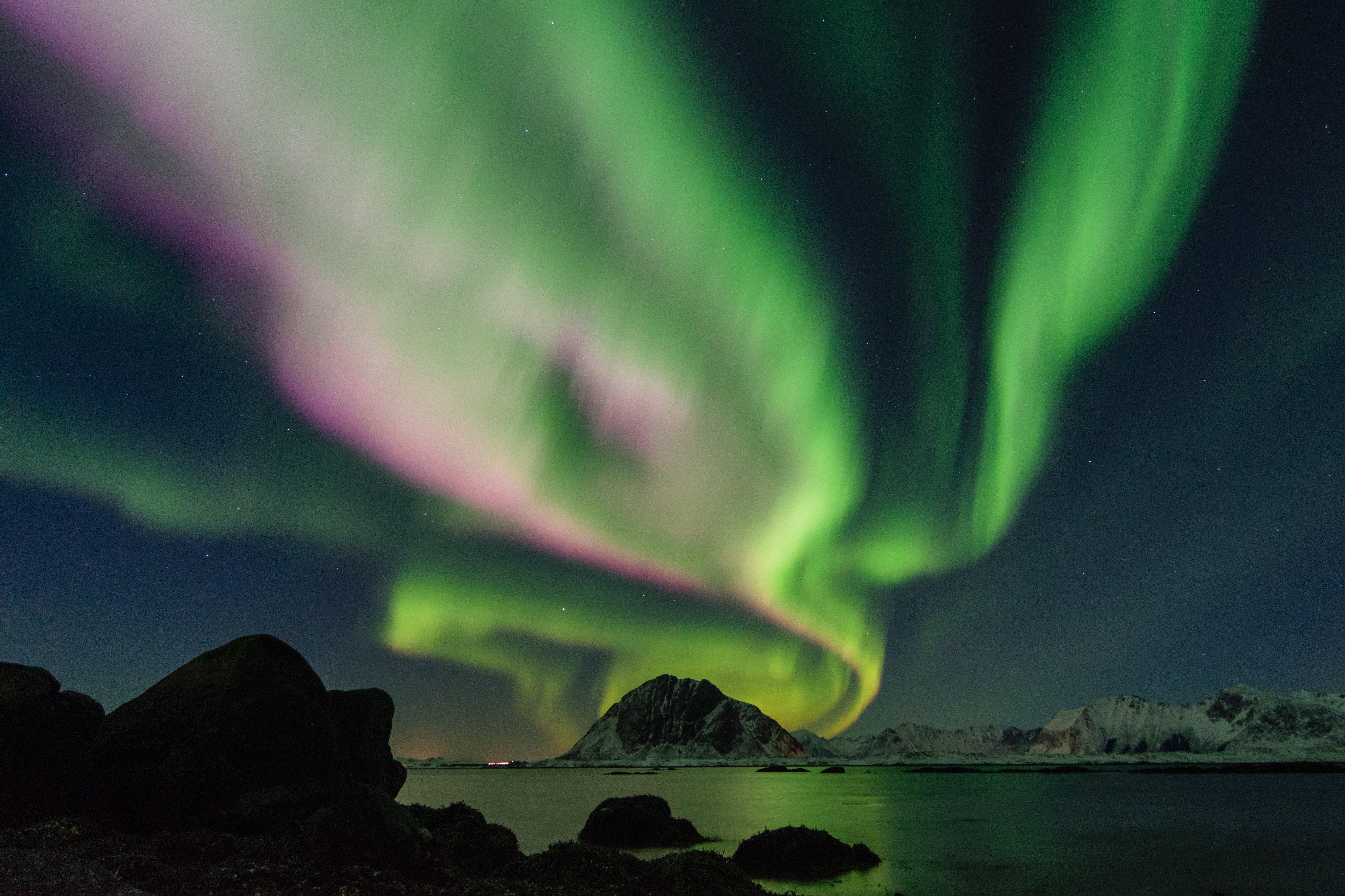 Urlaub im Oktober Norwegen