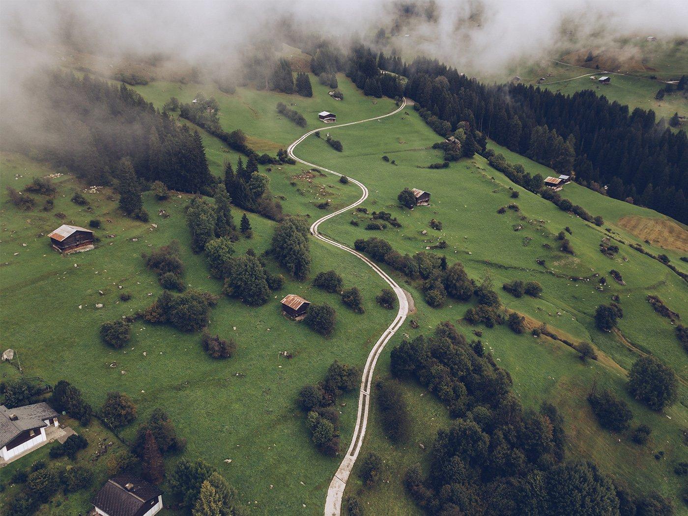 Mautgebuehren Schweiz Dorf Wohnmobil