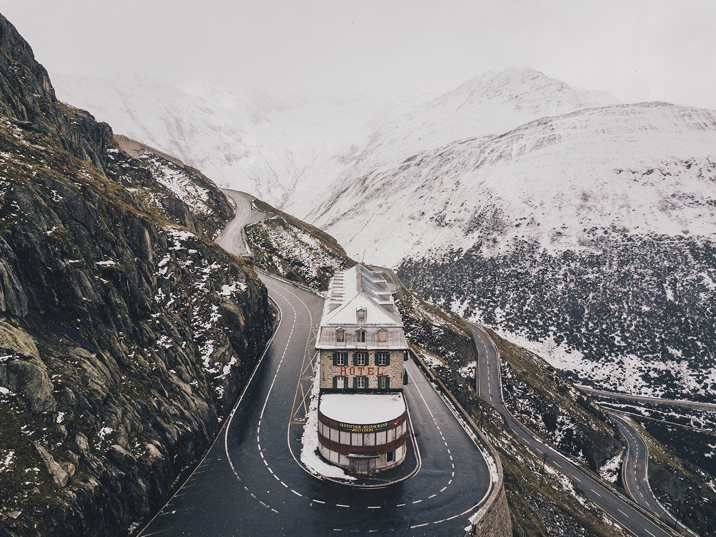 Mautgebuehren Schweiz Hotel Schnee Pass Kosten