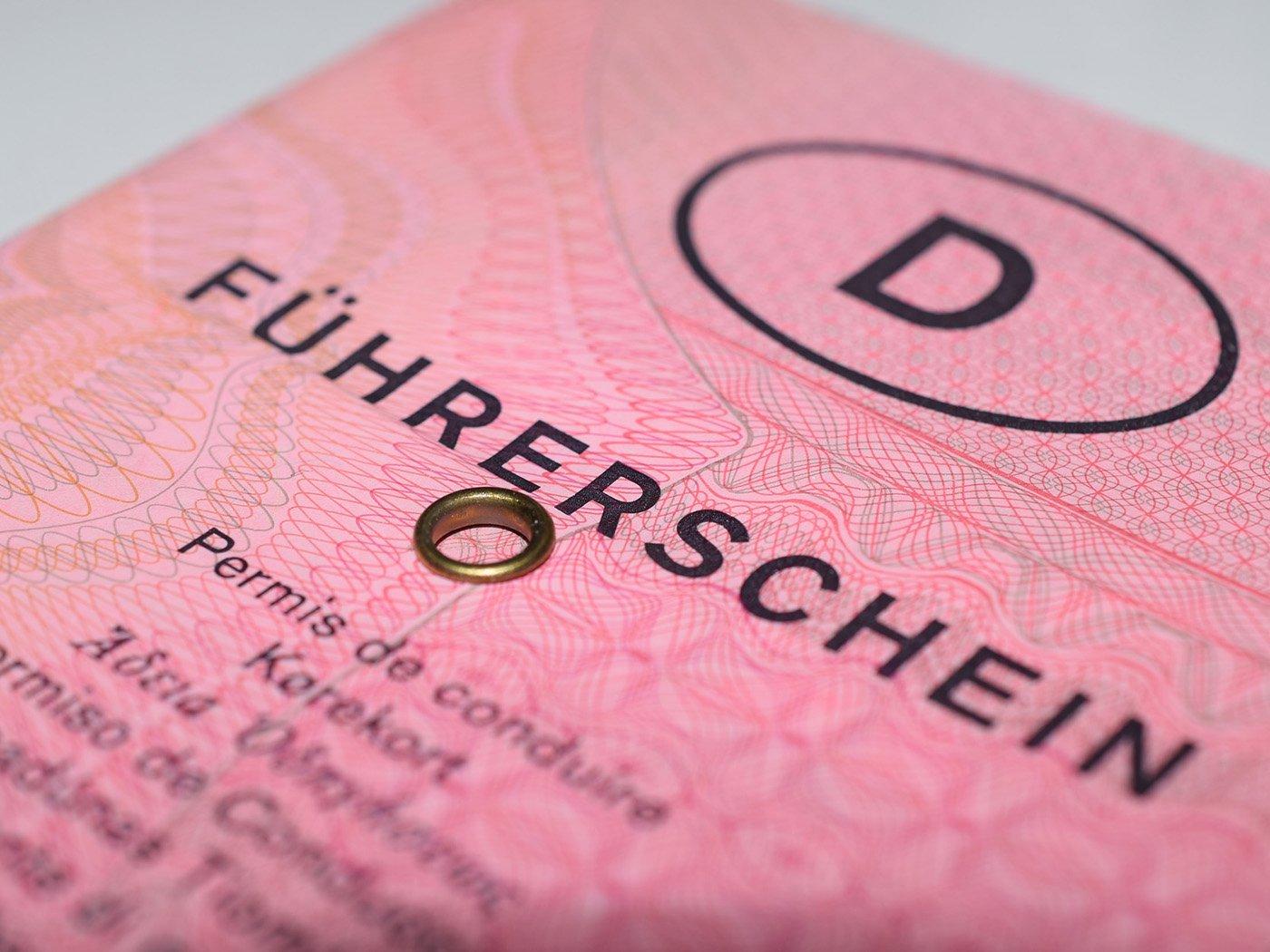 Wohnmobil-Führerschein Deutschland