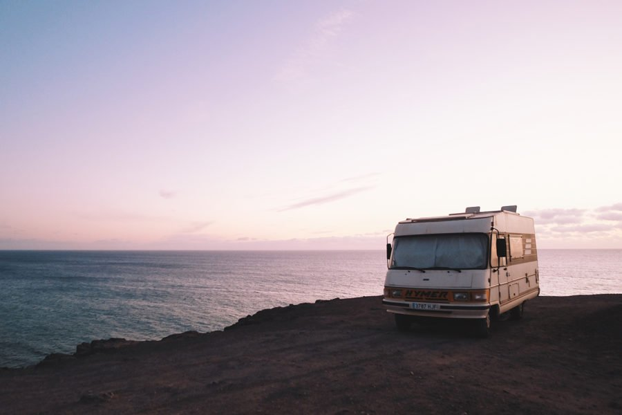 Bild Campervan conversion insulation: the best materials for optimal results