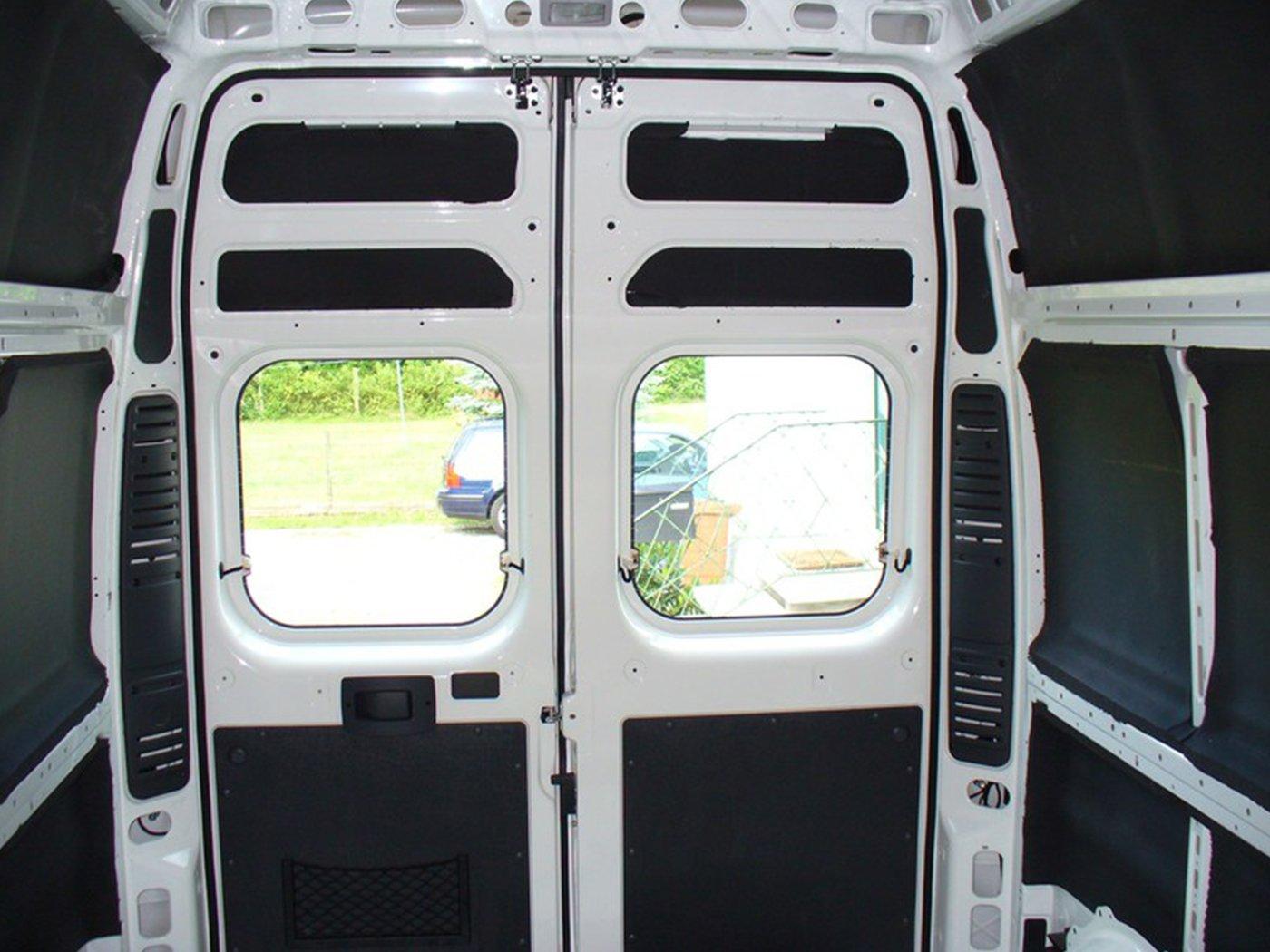 Wohnmobil Isolierung Fenster Tueren