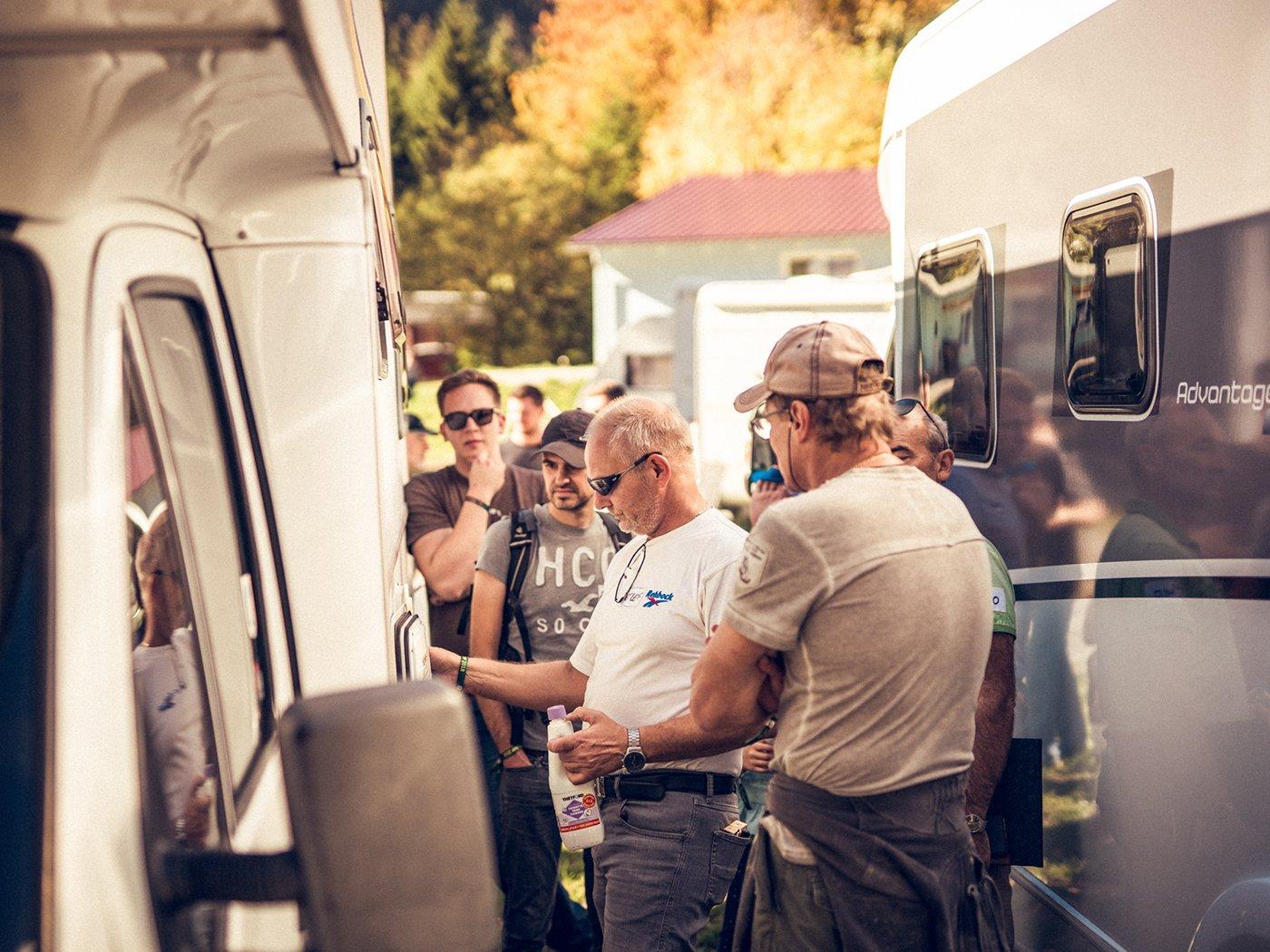 Camping Hacks Wassertank Community PaulCamper