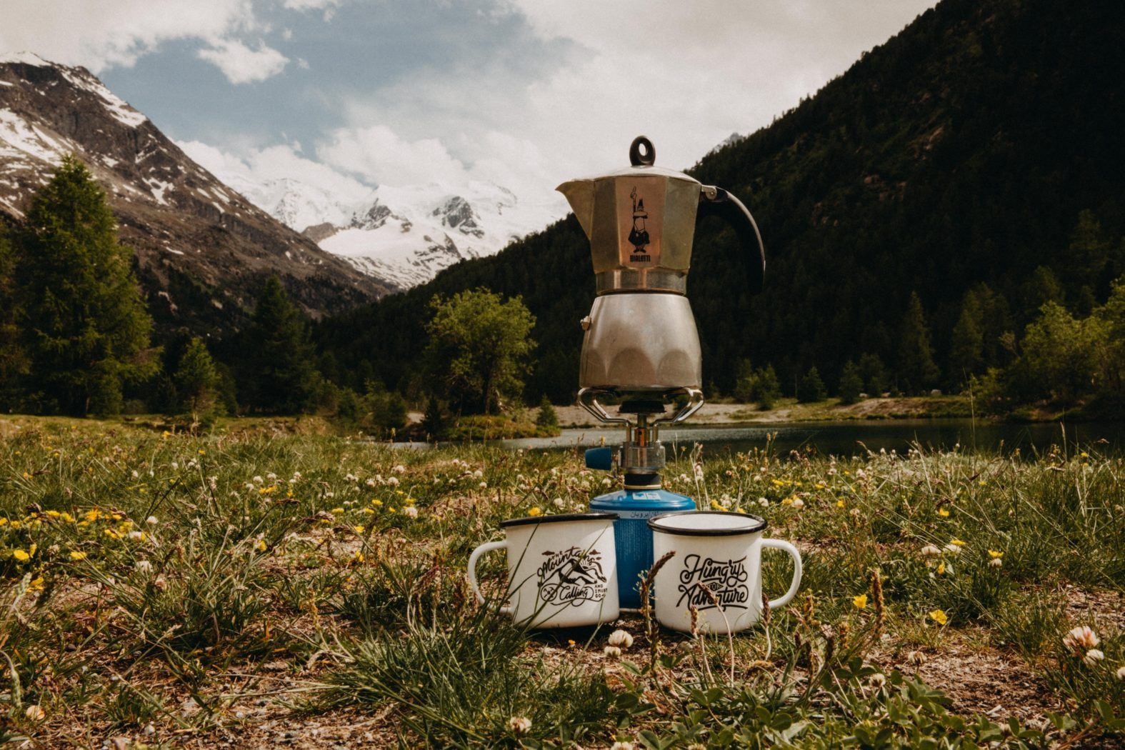 Wohnmobil Gadgets Kaffemühle