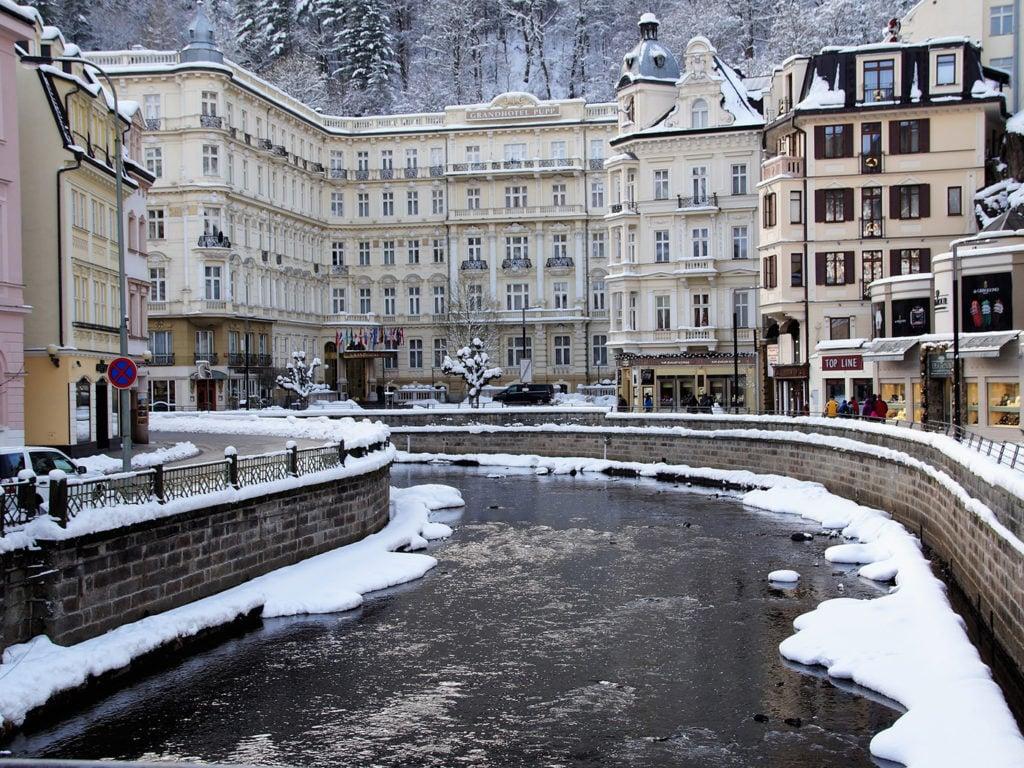 Drehorte in Europa James Bond casino royale Hotel