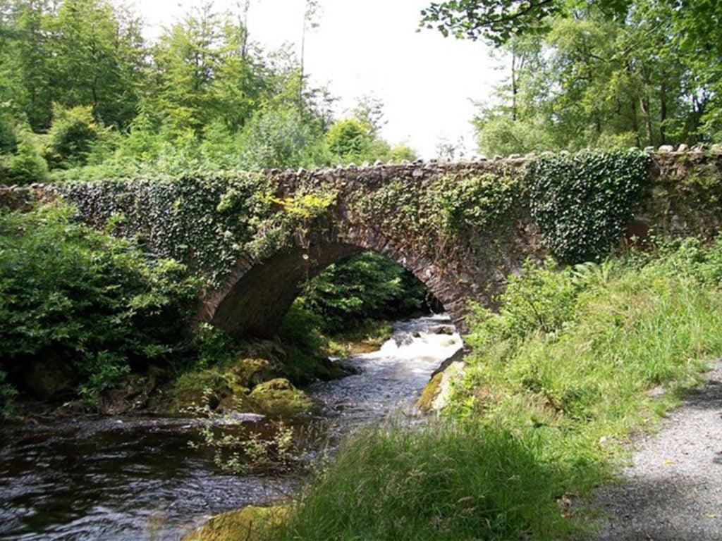 Drehorte in Europa Game of Thrones Nordirland Bruecke