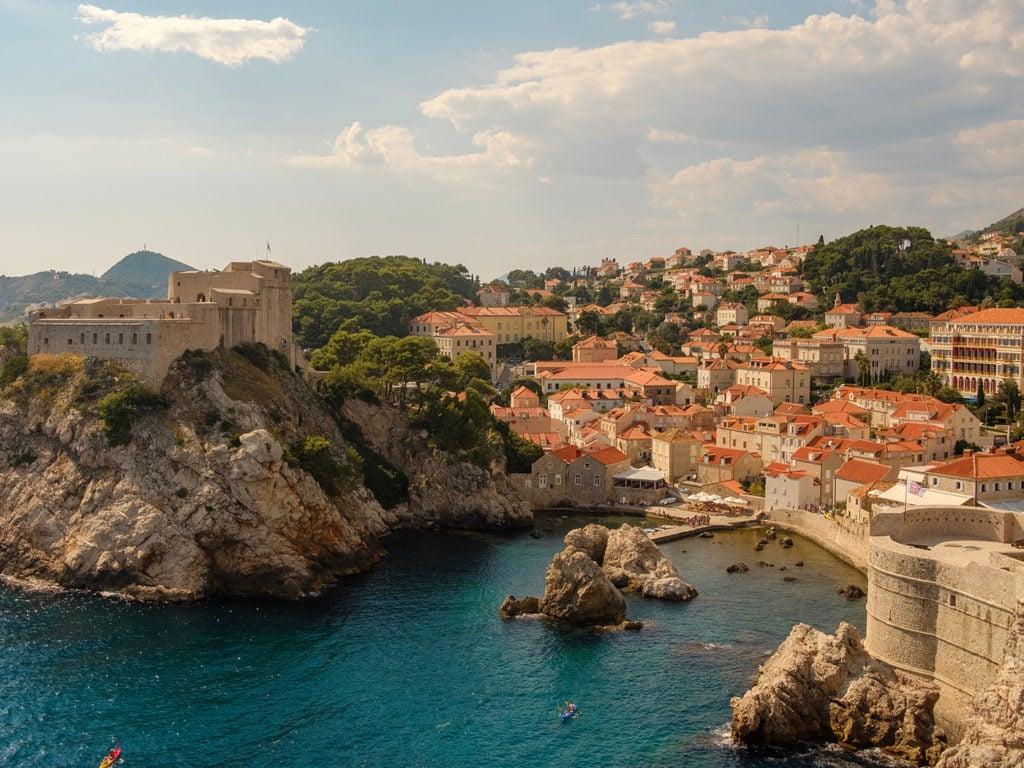 Drehorte in Europa Game of Thrones Dubrovnik Burgen