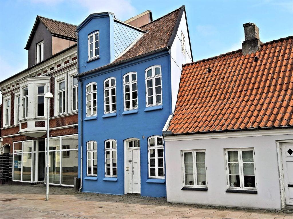 Sonderburg in Dänemark gehört zu Sehenswürdigkeiten Kiel