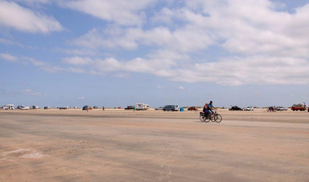 Lakolk Strand, Sehenswürdigkeit in Kiel und Umgebung