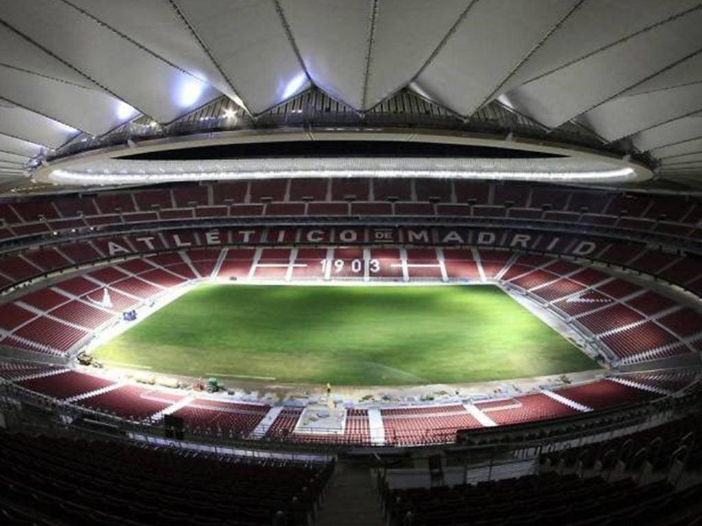 Champions League Finale 2019 Ort Wanda Metropolitano Madrid