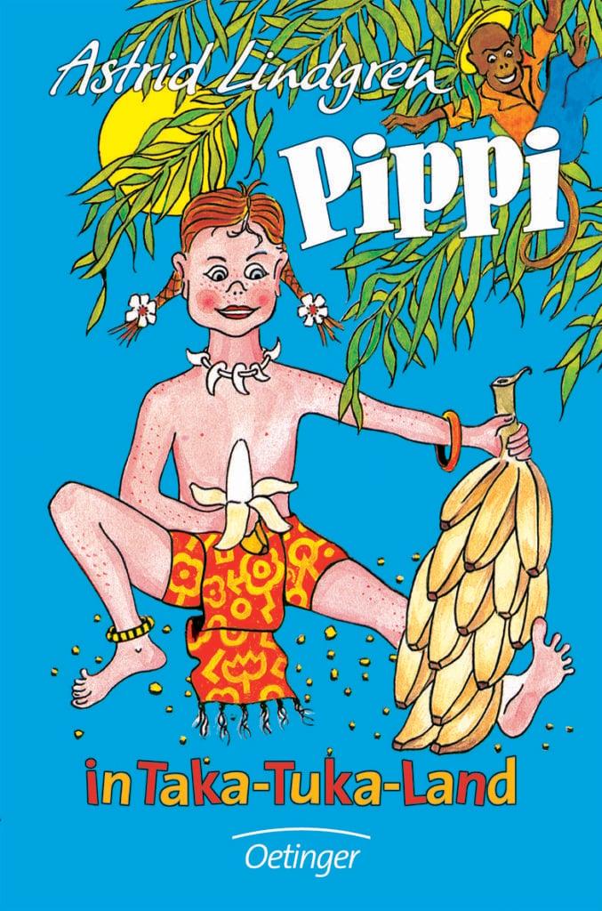 Kinderbücher Empfehlung - Pippi Langstrumpf