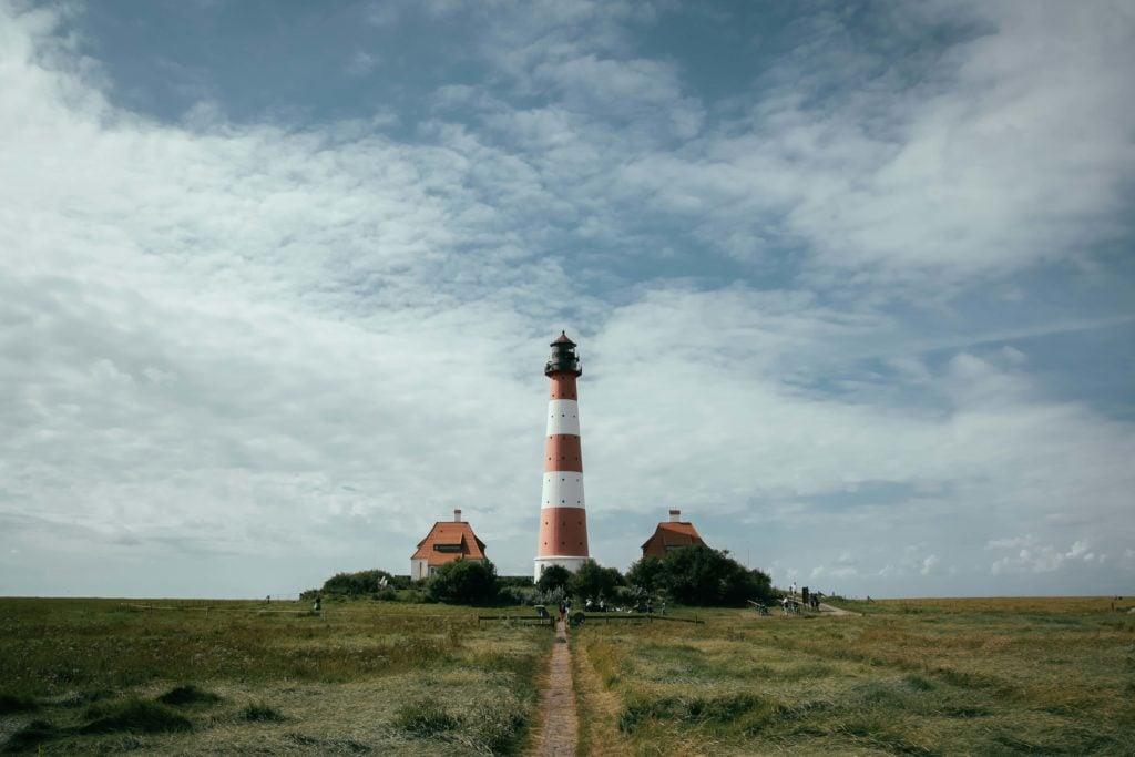 Familienurlaub Nordsee Leuchtturm