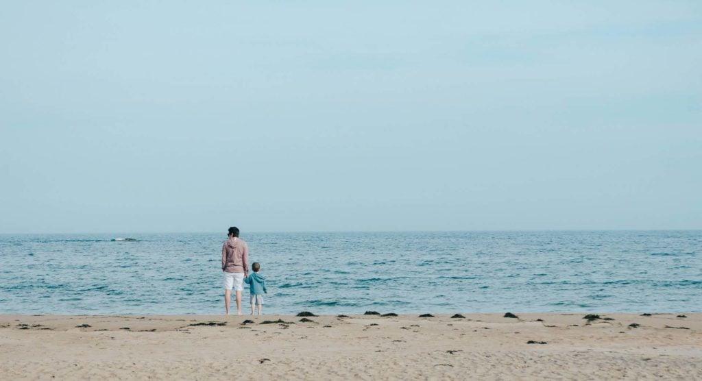 Familienurlaub Nordsee Strand