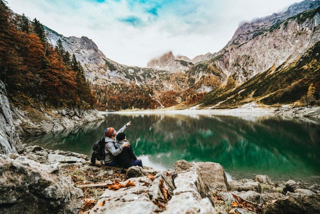 Familienurlaub Österreich Berge
