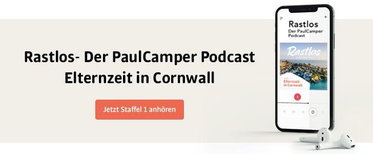 Rastlos - Der PaulCamper Podcast