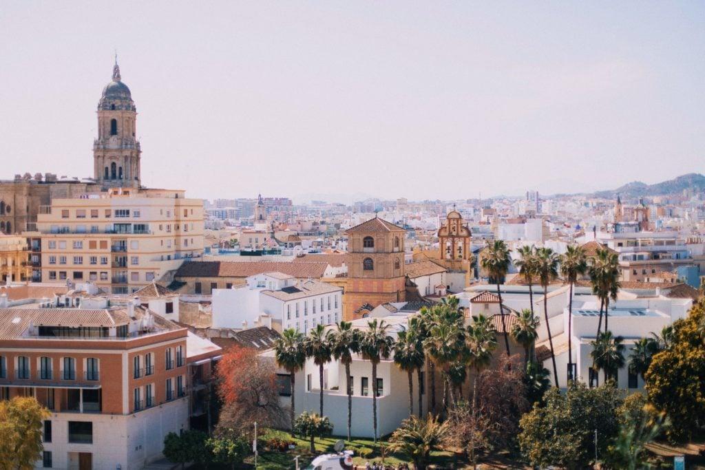 Urlaub im Oktober in Malaga