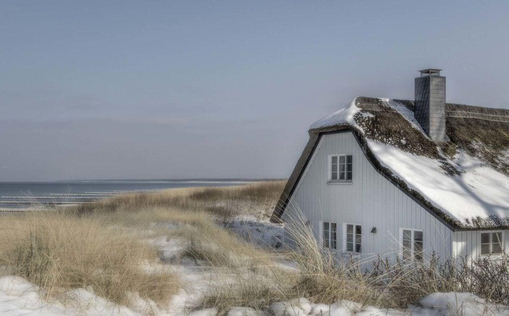 Wintercamping Ostsee Warnemünde