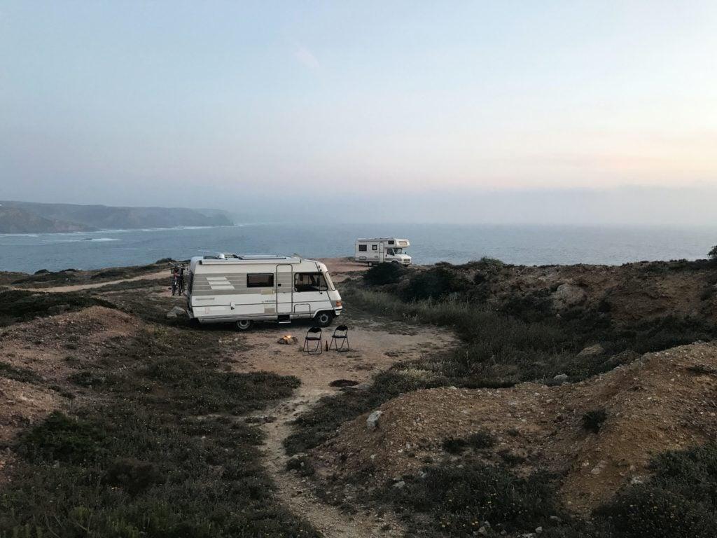 Urlaub im Oktober an der Algarve in Portugal
