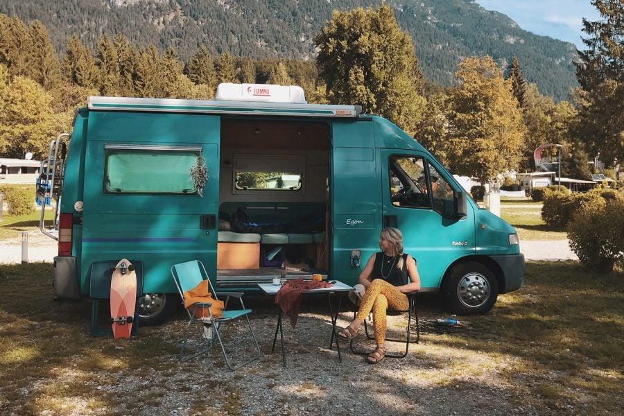 Bild Weekender – 3 Wochenendtrips für deine nächste Camper-Tour in Deutschland
