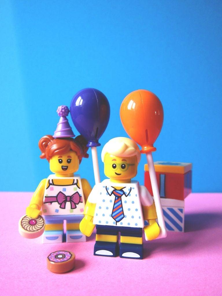 Mias Wohnmobil Lego Geschenk