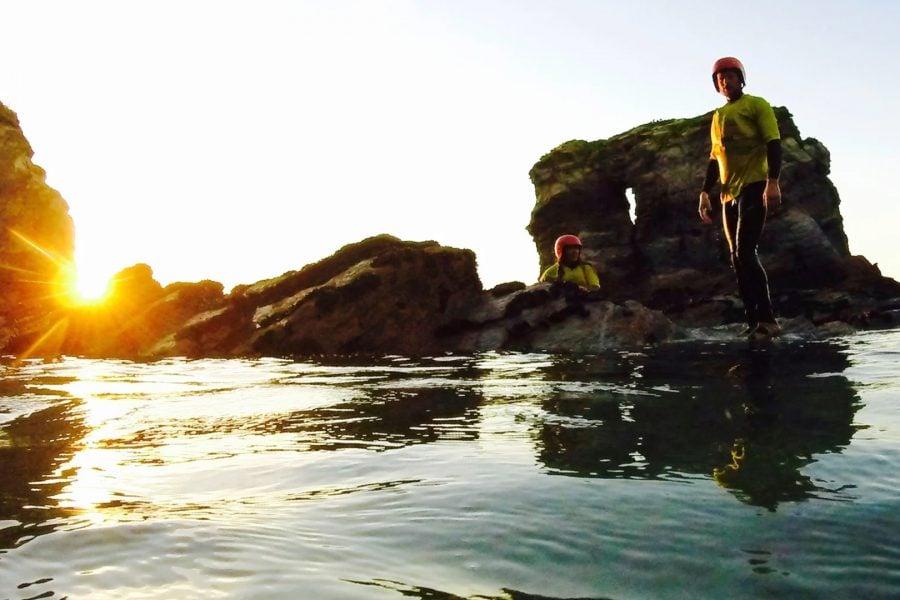 Bild Canyoning und Coasteering: 2 Outdoor Abenteuer