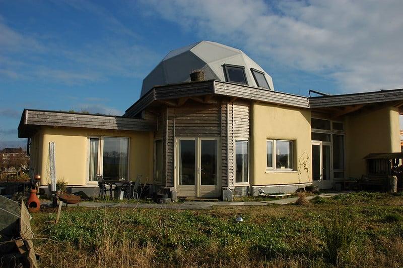 alternatief wonen aardehuis