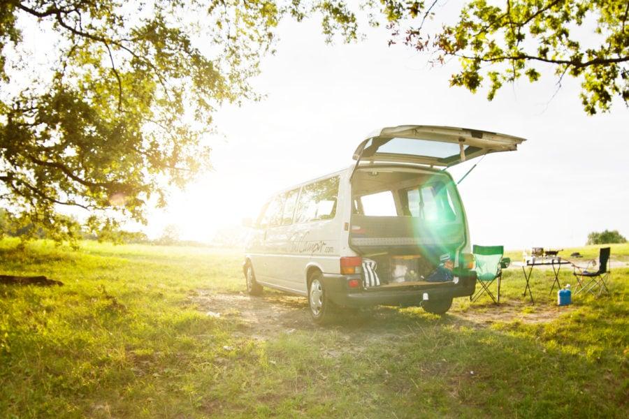 Bild Met camper en fiets Nederland ontdekken: 12 camperplaatsen + fietsroutes