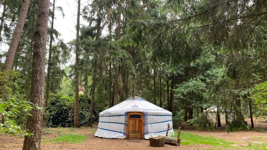 yurts veluwe nederland