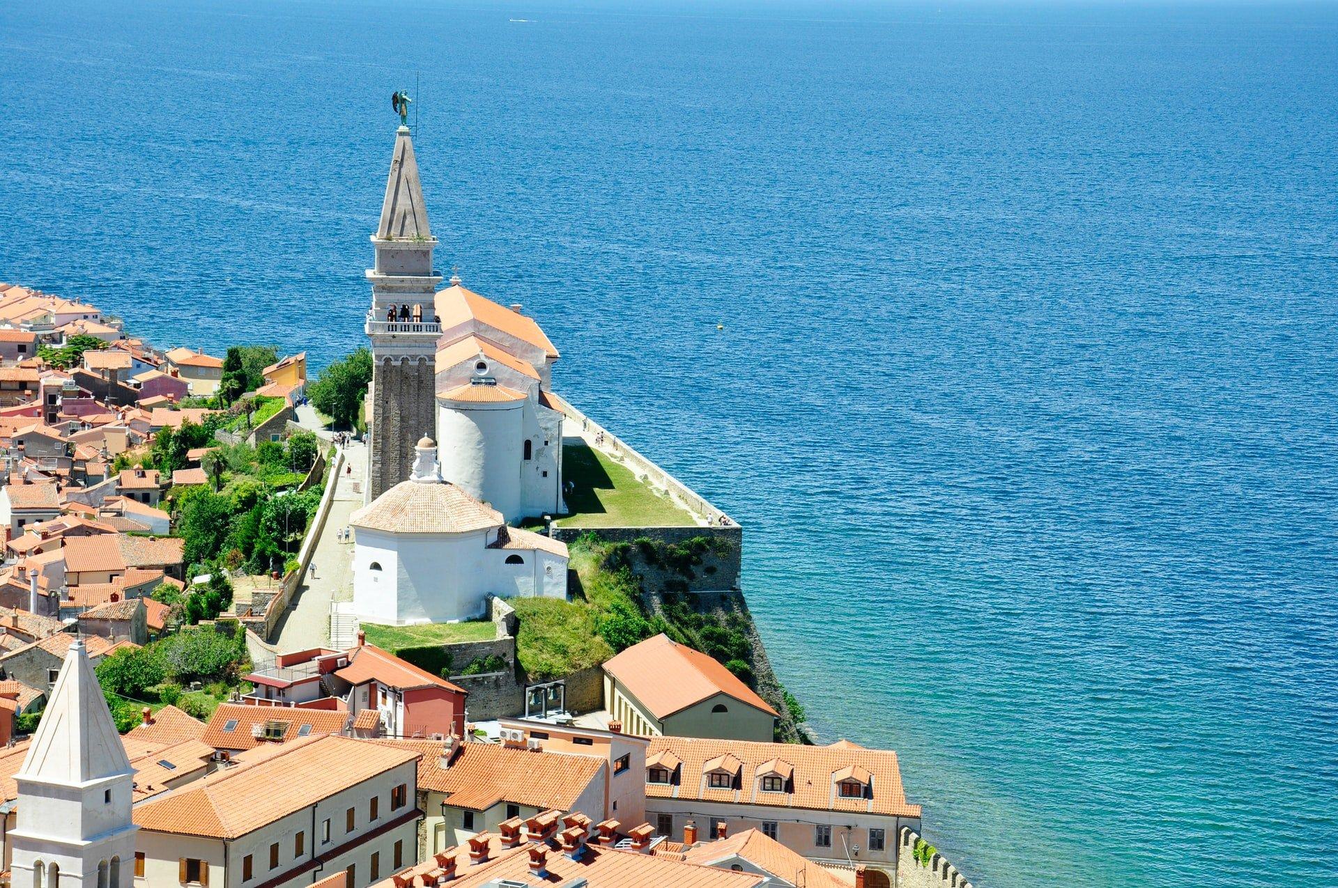 Vakantie met een camper aan de Adriatische Zee in Slovenië