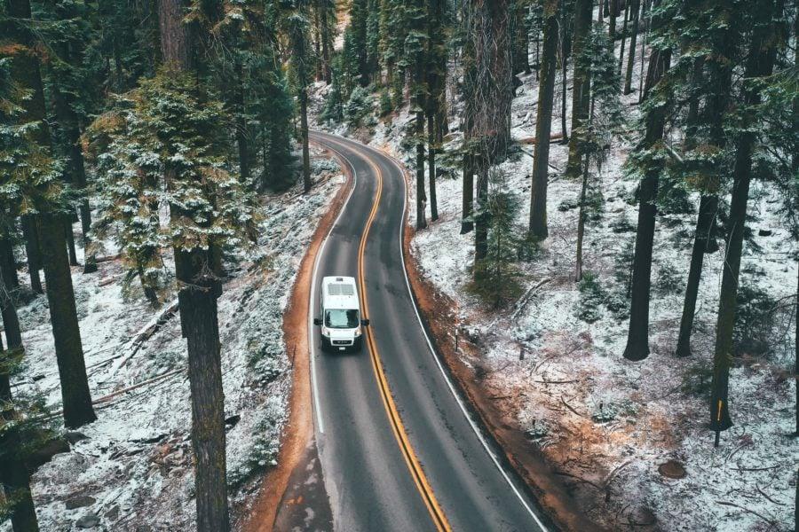 Bild Die 6 besten Reiseziele mit dem Camper im November
