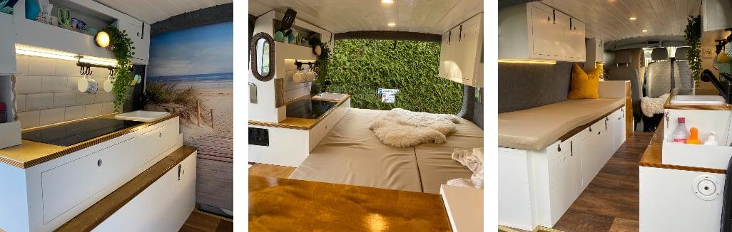 Campingbus in Schleswig-Holstein mieten