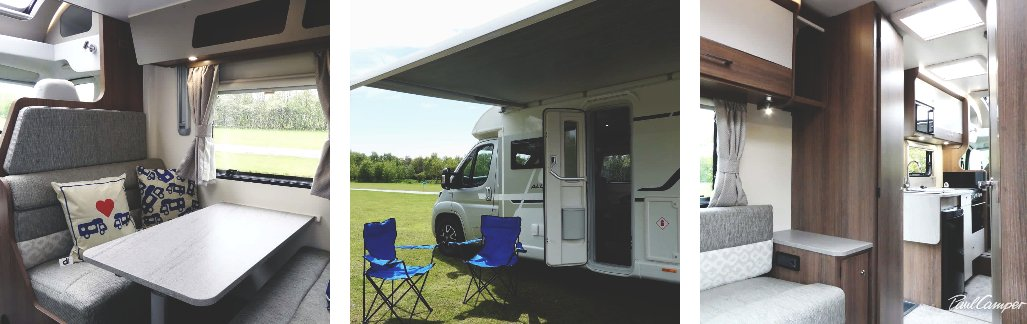 campervan to rent for your autumn holiday