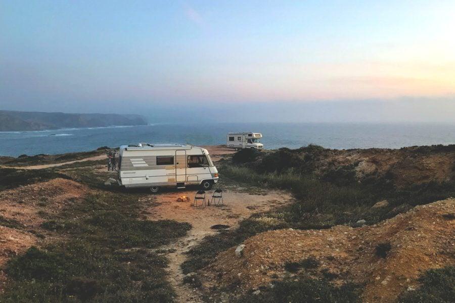 Bild Mit dem Wohnmobil nach Portugal im Winter