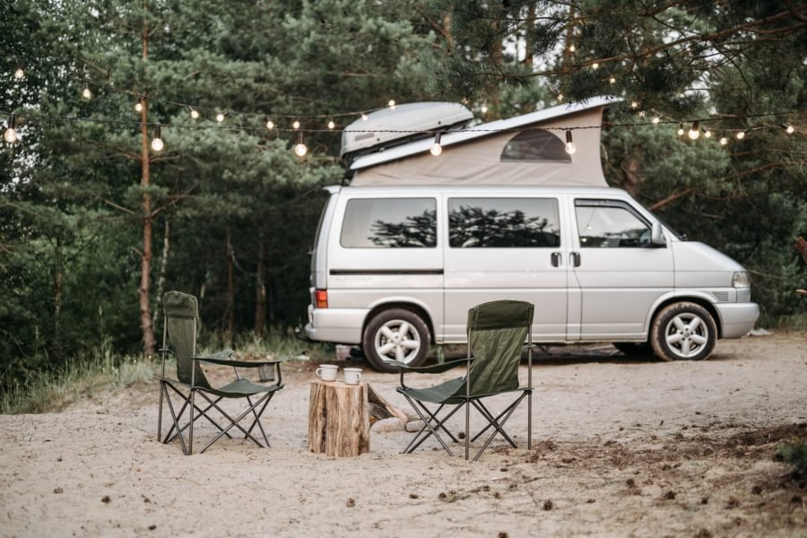 Bild 7 unique campervans to rent for your autumn holiday