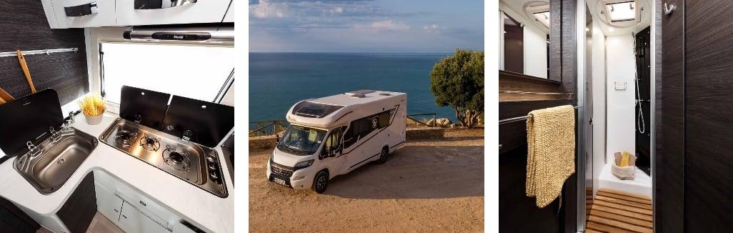 Wohnmobil mieten Spanien Valencia PaulCamper