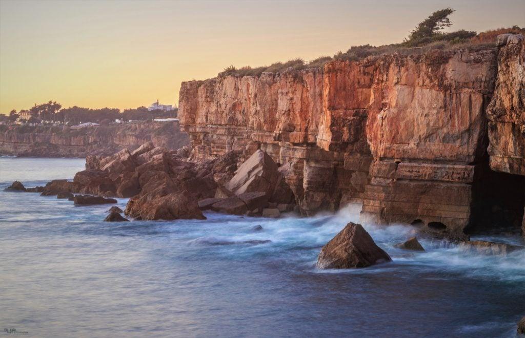 overwinteren portugal camper