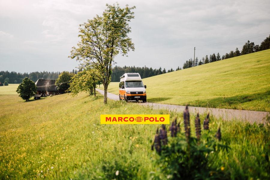 Bild Schwarzwald mit Weitblick – MARCO POLO Reiseroute