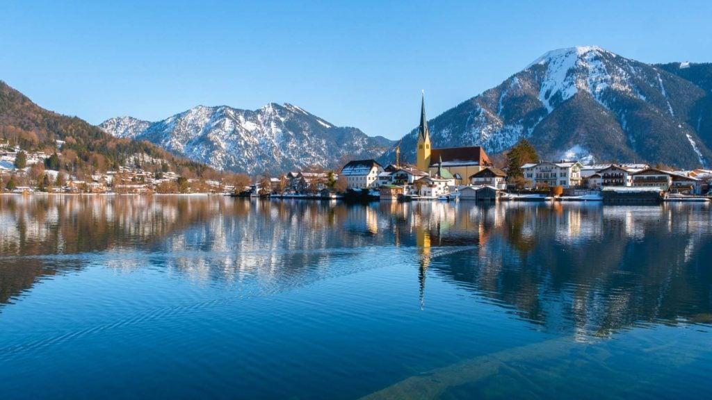 Urlaub mit Hund Bayern am See