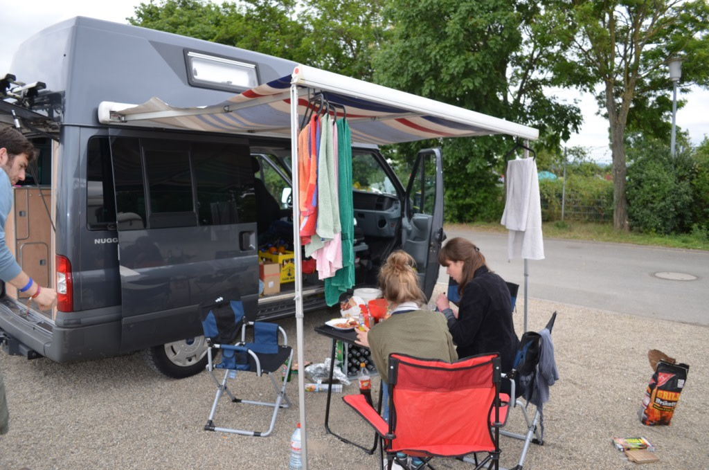 PaulCamper Reisebericht Festival-Mai 2014 Maifeld Derby
